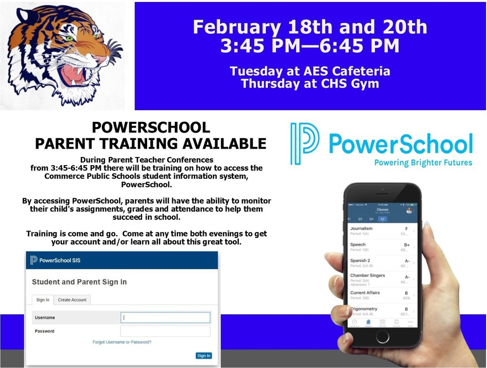 Powerschool Training Available