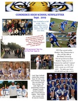 CHS Newsletter (September 2019)