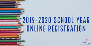 2019-2020 School Registration is Open!