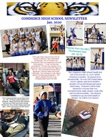 CHS Newsletter (January 2020)