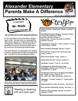 Parents Make A Difference for October 2019
