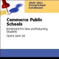 New and Returning Student Enrollment Open Now