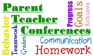 Parent-Teacher Conferences September 29 and October 1
