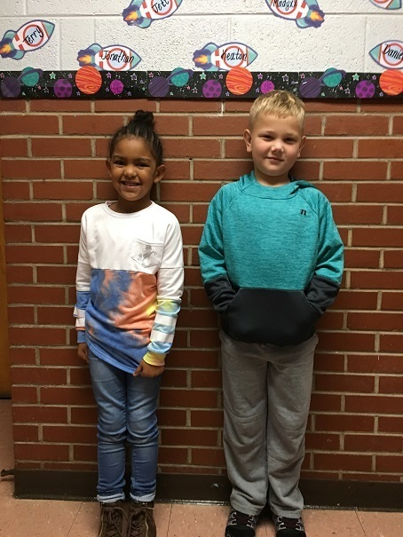 AES October Students of the Month