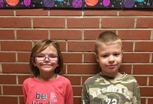 AES November 2019 Students' of the Month